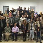 Morocco faculty and students