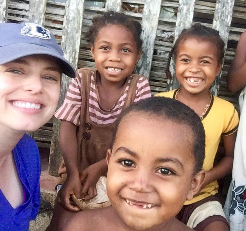 Amie Pflaum in Madagascar
