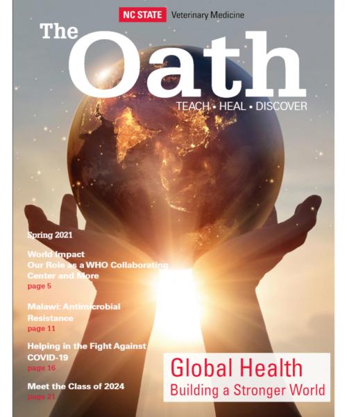 Oath Magazine 2021